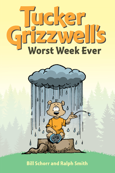 Tucker Grizzwell's Worst Week Ever - cover