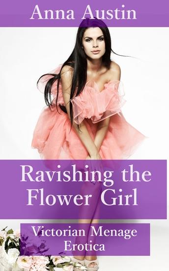 Ravishing The Flower Girl - cover
