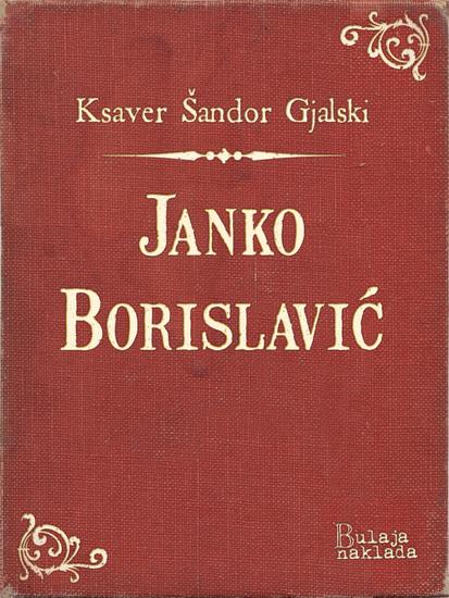 Janko Borislavić - cover