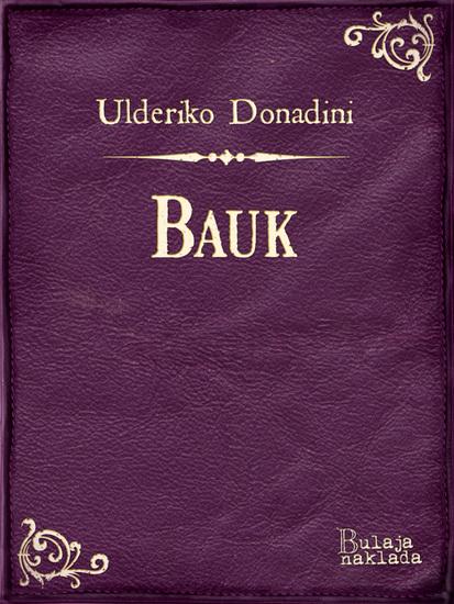 Bauk - cover