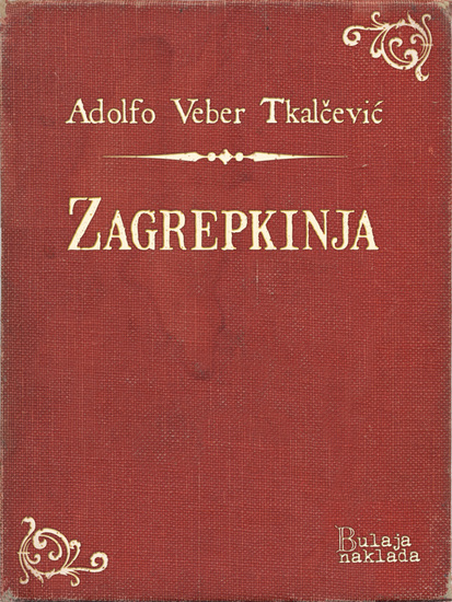 Zagrepkinja - cover