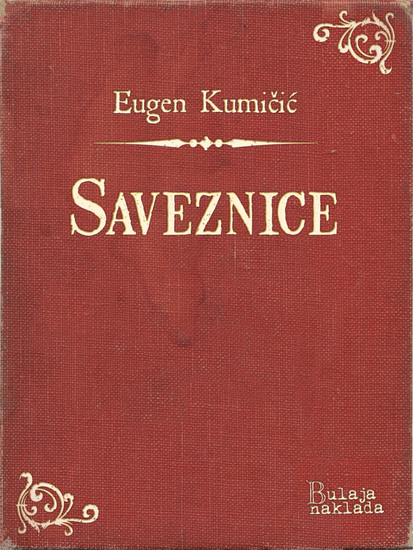 Saveznice - cover