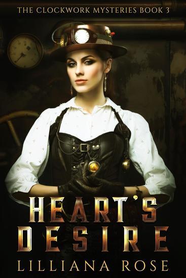 Heart's Desire - Clockwork Mysteries #3 - cover