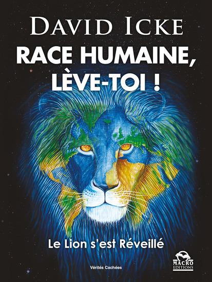 Race humaine lève-toi ! - Le Lion s'est Réveillé - cover