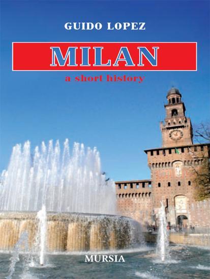 Milan a short history - cover