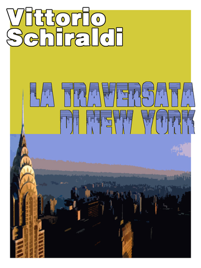 La traversata di New York - cover