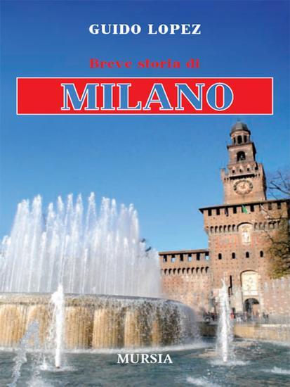 Breve storia di Milano - cover