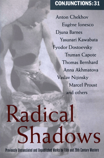 Radical Shadows - Previously Untranslated and Unpublished Works by Nineteenth- and Twentieth-Century Masters - cover