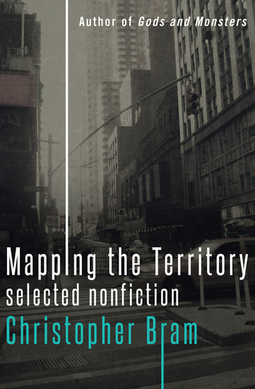 Mapping the Territory - Selected Nonfiction - cover