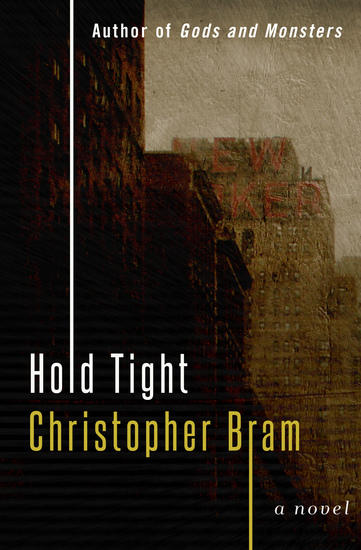 Hold Tight - A Novel - cover