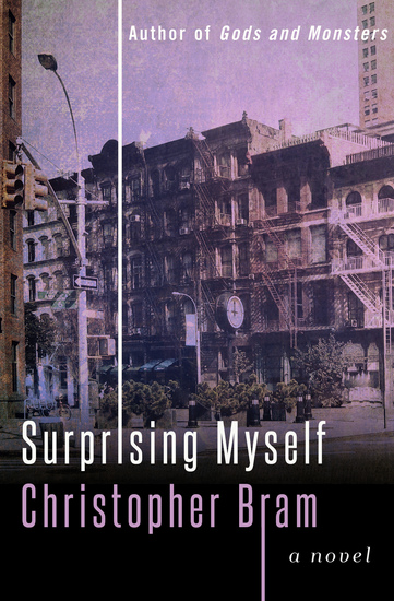 Surprising Myself - A Novel - cover