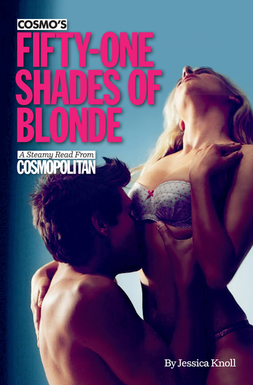 Cosmo's Fifty-One Shades of Blonde - cover
