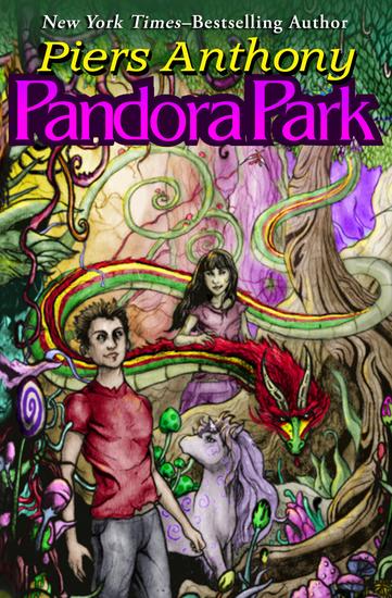 Pandora Park - cover