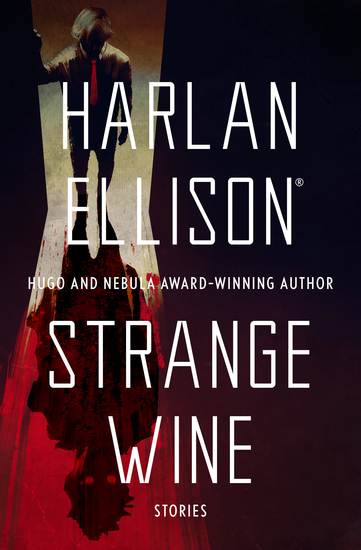 Strange Wine - Stories - cover