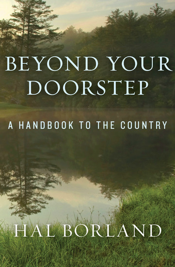 Beyond Your Doorstep - A Handbook to the Country - cover