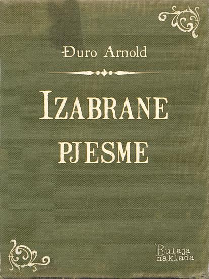 Izabrane pjesme - cover