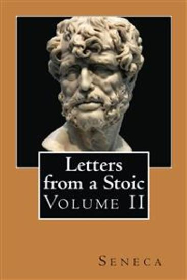 Letters from a Stoic: Volume II - cover