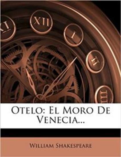 Otelo: el moro de Venecia - cover