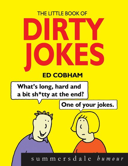 The Little Book of Dirty Jokes - cover