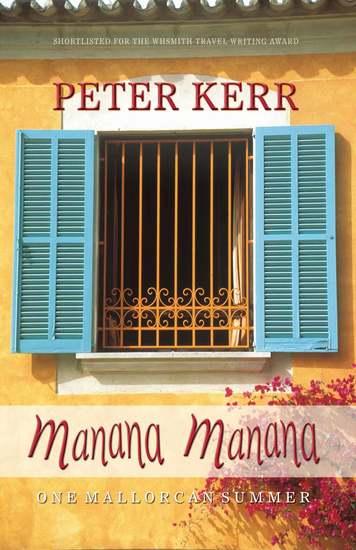 Manana Manana - One Mallorcan Summer - cover