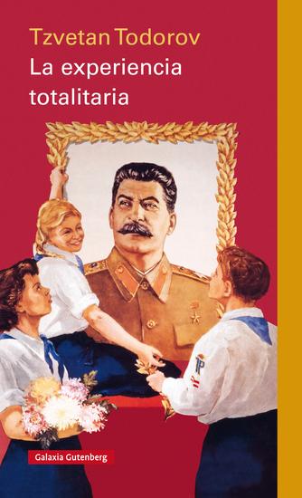 La experiencia totalitaria - cover