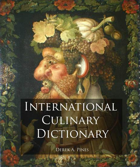 International Culinary Dictionary - cover