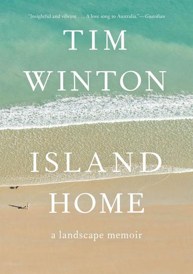 Island Home - A Landscape Memoir - cover