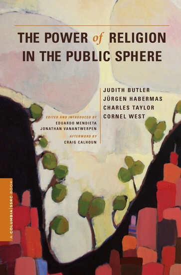 The Power of Religion in the Public Sphere - cover