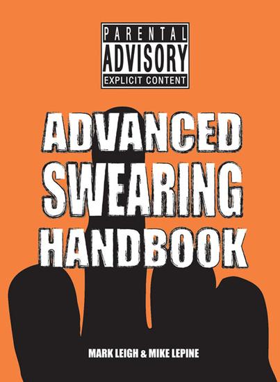 Advanced Swearing Handbook - cover