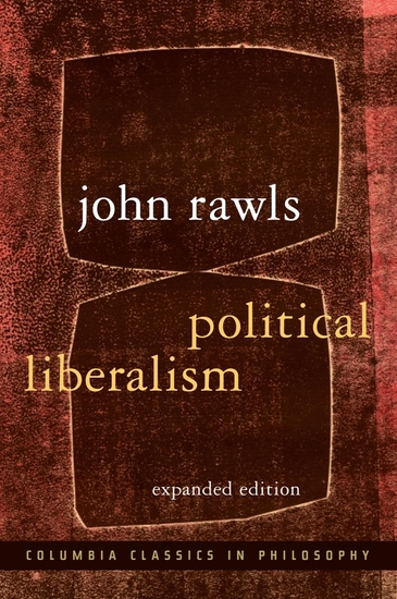 Political Liberalism - cover