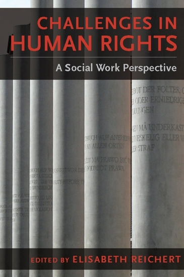 Challenges in Human Rights - A Social Work Perspective - cover