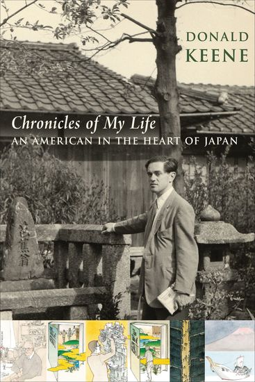 Chronicles of My Life - An American in the Heart of Japan - cover