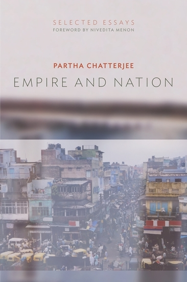 Empire and Nation - Selected Essays - cover