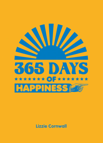 365 Days of Happiness - cover
