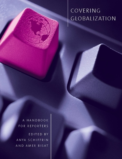 Covering Globalization - A Handbook for Reporters - cover