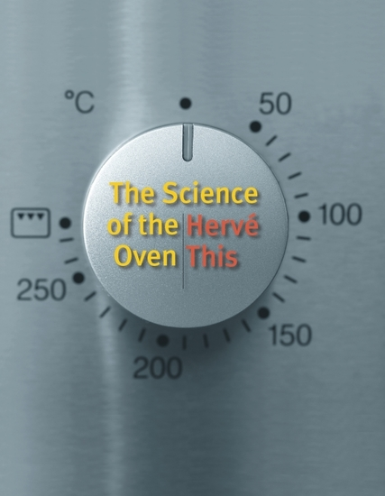 The Science of the Oven - cover