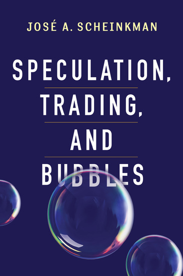 Speculation Trading and Bubbles - cover