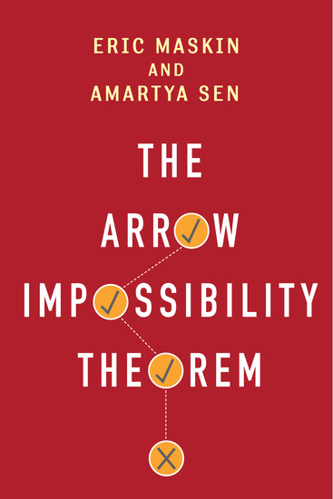 The Arrow Impossibility Theorem - cover