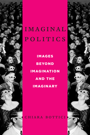 Imaginal Politics - Images Beyond Imagination and the Imaginary - cover