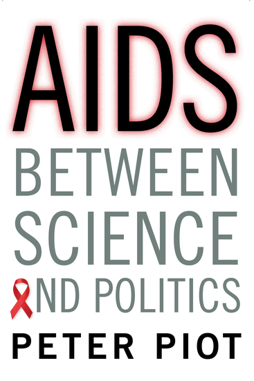 AIDS Between Science and Politics - cover
