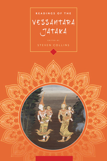 Readings of the Vessantara Jātaka - cover