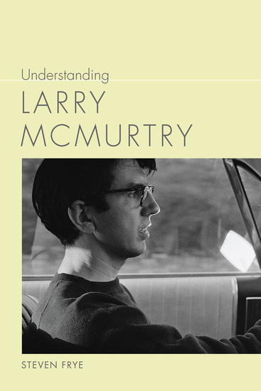 Understanding Larry McMurtry - cover