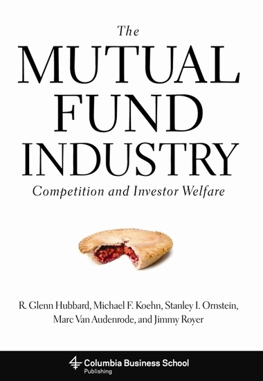 The Mutual Fund Industry - Competition and Investor Welfare - cover