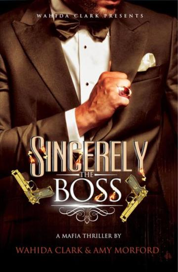 Sincerely The Boss! - cover