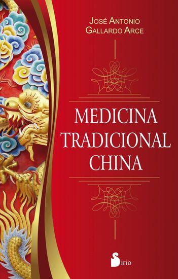 Medicina tradicional china - cover