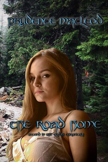 The Road Home - The Elvish Chronicles #2 - cover
