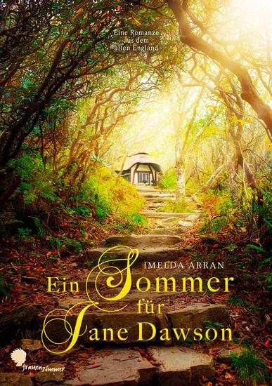Ein Sommer für Jane Dawson - Eine Romanze aus dem alten England - cover