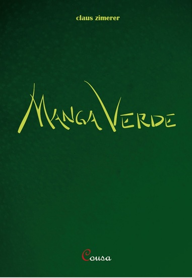 Manga verde - cover