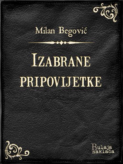 Izabrane pripovijetke - cover