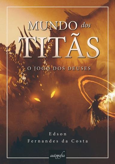 Mundo dos Titãs - Jogo dos Deuses - cover